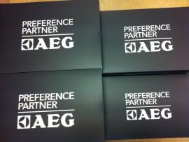 AEG Preference Partner-pakketten